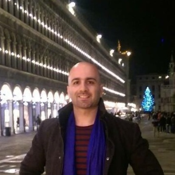 Yeghig Abouhanian, 32, Dubai, United Arab Emirates