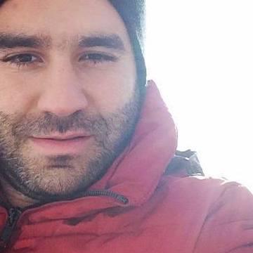 Kerem Ozturk, 29, Istanbul, Turkey