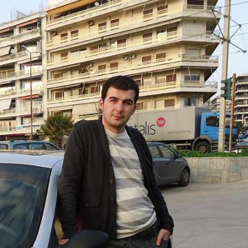 Themi Kasradze, 29, Athens, Greece