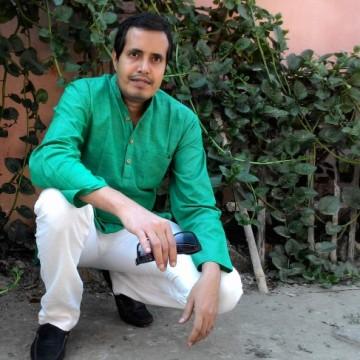 AFTAB ALAM, 34, New Delhi, India