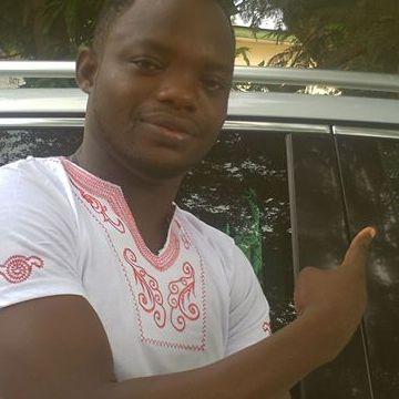 Isaac Sappor, 27, Accra, Ghana