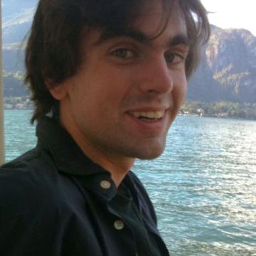 Martin Kriz, 32, Prague, Czech Republic