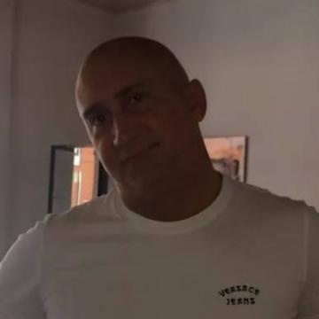 Fausto Bravi, 47, Lodi, Italy