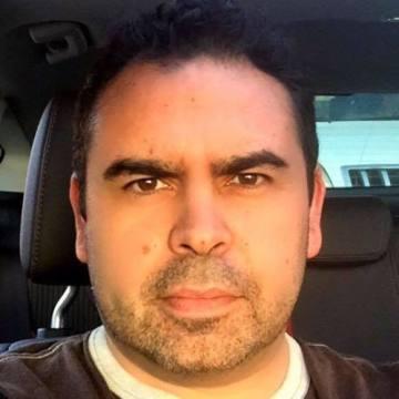 Daniel Perez-Marquez, 41, Dubai, United Arab Emirates