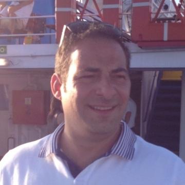 Efisio, 41, Cagliari, Italy