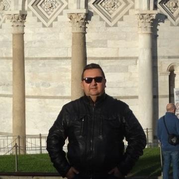Jimmy Vizas, 41, Thessaloniki, Greece