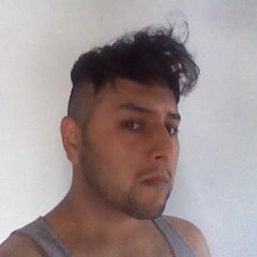 Fernando Leonel Castañeda, 30, Mexico City, Mexico