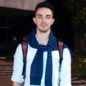 Fabio Colivier, 21, Sao Paulo, Brazil