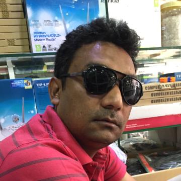 Nazrul Islam, 29, Dubai, United Arab Emirates