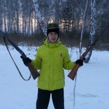 Maxim Kamchatov, 20, Ekaterinburg, Russia
