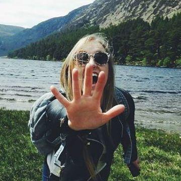 Amanda, 21, Dublin, Ireland