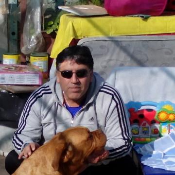Marco Cortez, 51, Punta Arenas, Chile