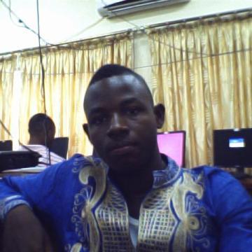 Abdulai Conteh, 22, Freetown, Sierra Leone