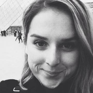 Emma Knapp, 25, London, United Kingdom