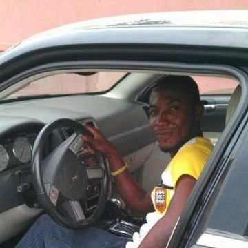Joseph Kwabena Sika Acquah, 29, Accra, Ghana