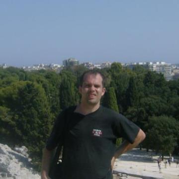 Riccardo Cinus, 38, Cagliari, Italy
