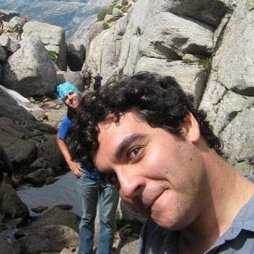 Eduardo Matias, 36, Stavanger, Norway