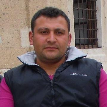 Hasan Bozkus, 32, Kutahya, Turkey