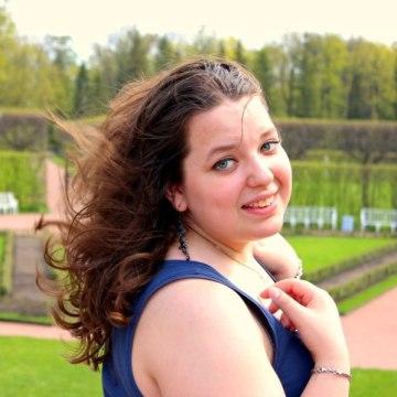 Anastasija Kulish, 25, Saint Petersburg, Russian Federation