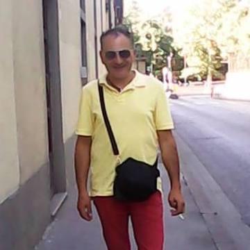Andrea Gregorius IV, 55, Firenze, Italy