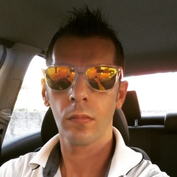 Sito Olveira Dios, 35, A Coruna, Spain