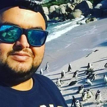 Farouk Mezghich, 29, Dubai, United Arab Emirates