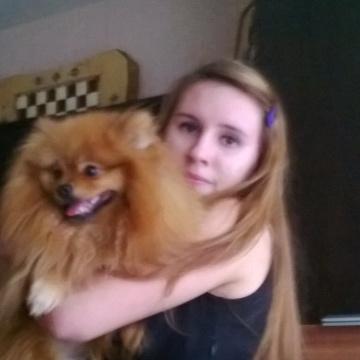 Darina, 21, Moscow, Russia