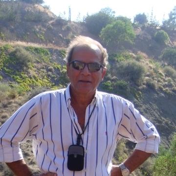 Gabi Ody, 60, Limassol, Cyprus