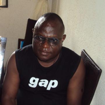 Alfred Onuoha, 52, Enugu, Nigeria