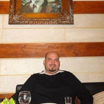 Jehad Abu Zaid, 33, Dubai, United Arab Emirates