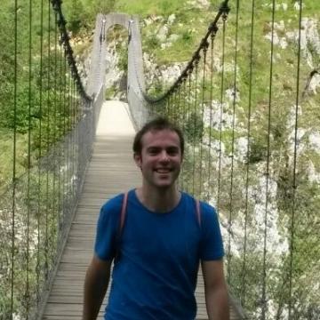 Javier, 30, Baranain, Spain