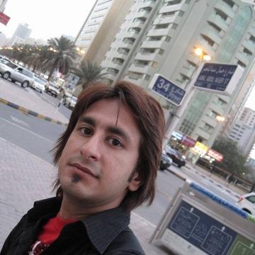 Muhammad Haseeb, 28, Dubai, United Arab Emirates