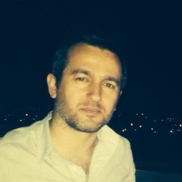 Omer, 37, Istanbul, Turkey