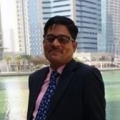 Sunil Kumar Sharma, 38, Dubai, United Arab Emirates