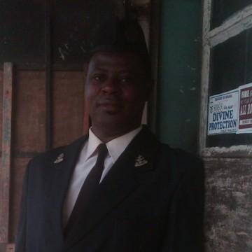 Clement, 53, Ilorin, Nigeria