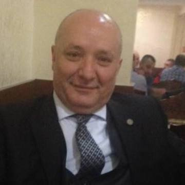 ARİF BAŞYURT, 50, Istanbul, Turkey