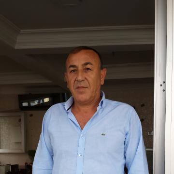 İlyas, 41, Antalya, Turkey