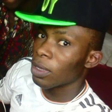Daniel Emmanuel, 25, Lagos, Nigeria