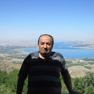 Ibrahim Şahin, 49, Istanbul, Turkey