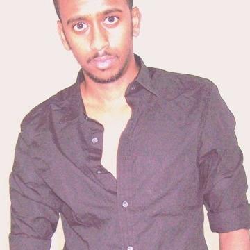 Moodi Abadi, 31, Abu Dhabi, United Arab Emirates
