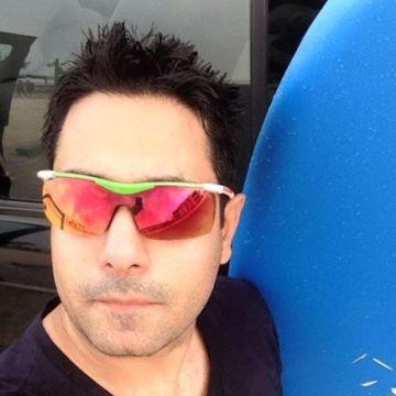 Charles Abdulrazak, 36, Dubai, United Arab Emirates