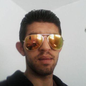 Ahmed Louati, 26, Tunis, Tunisia