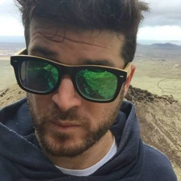 Elad Rodriguez, 34, Alicante, Spain