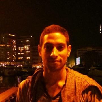 Ahmad Safwat, 25, Cairo, Egypt