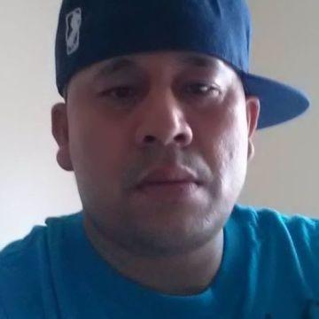 Fredy Ramirez, 39, Jersey City, United States