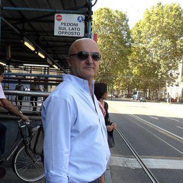 Gianni Ruspolini, 59, Bari, Italy