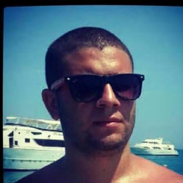 Mohamed Raafat, 28, Cairo, Egypt