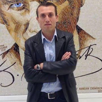 sezgin, 43, Istanbul, Turkey
