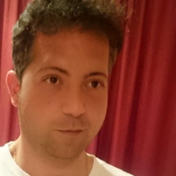 Miquel Ferrer, 38, Barcelona, Spain