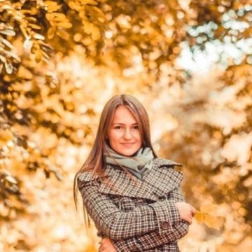 Katerina Kanahovskaya, 22, Dnepropetrovsk, Ukraine